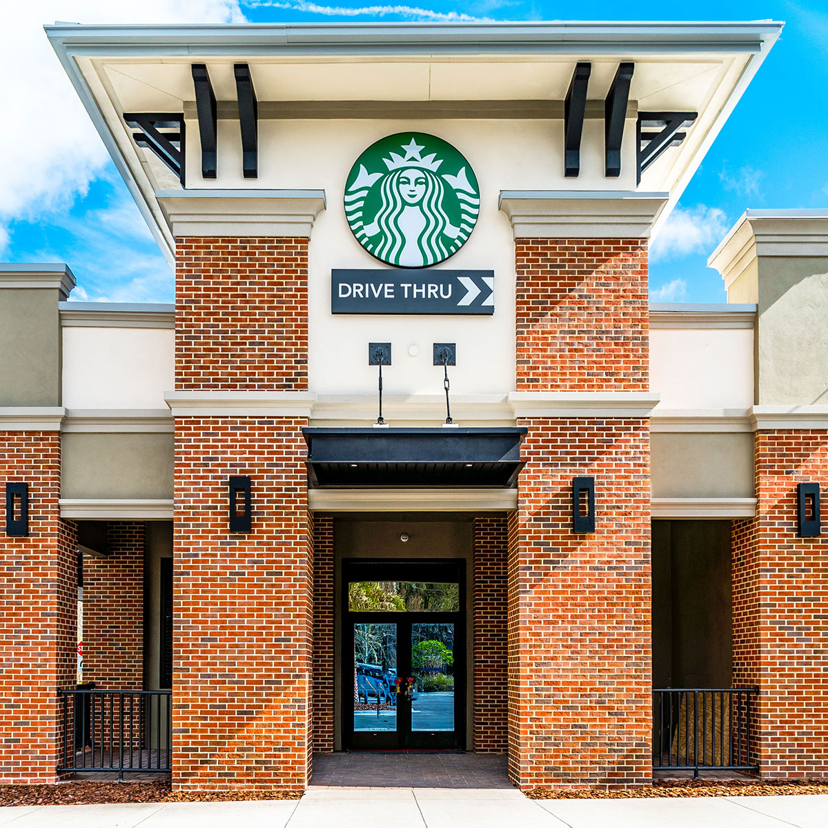 Starbucks And Offices At Citrus Park Franklin