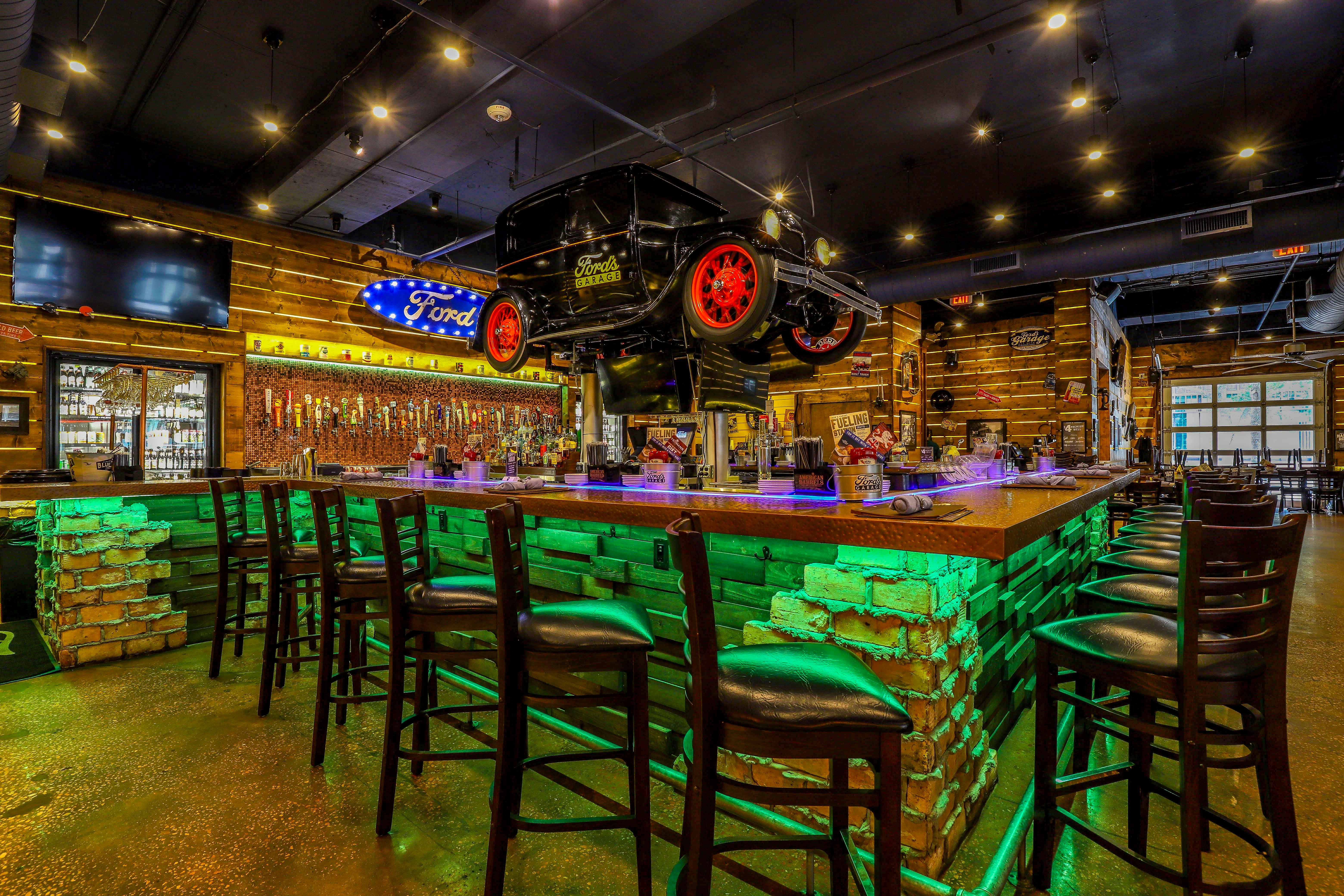 Ford Garage Restaurant St Pete Ford Is Your Car